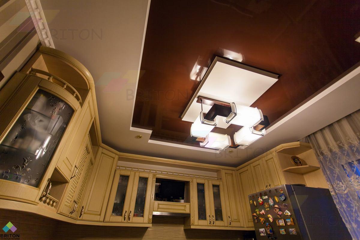 натяжные потолки безопастность