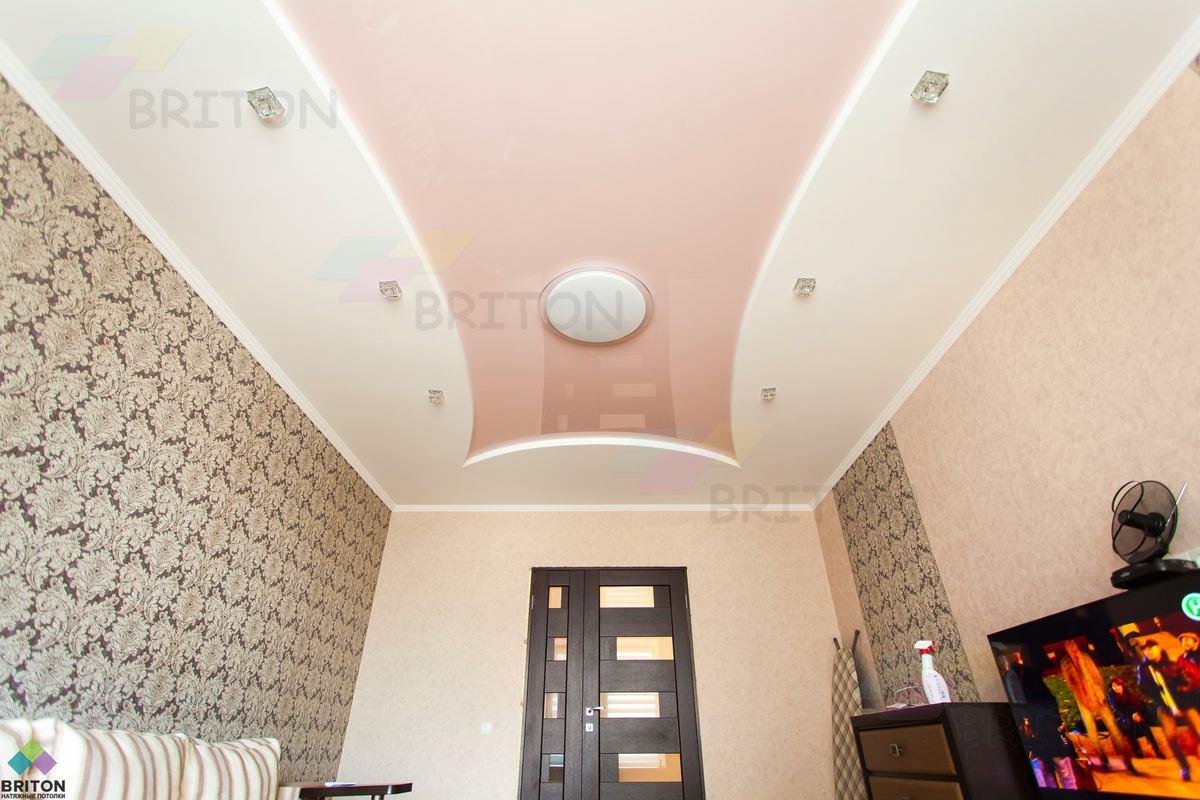 натяжные потолки в доме