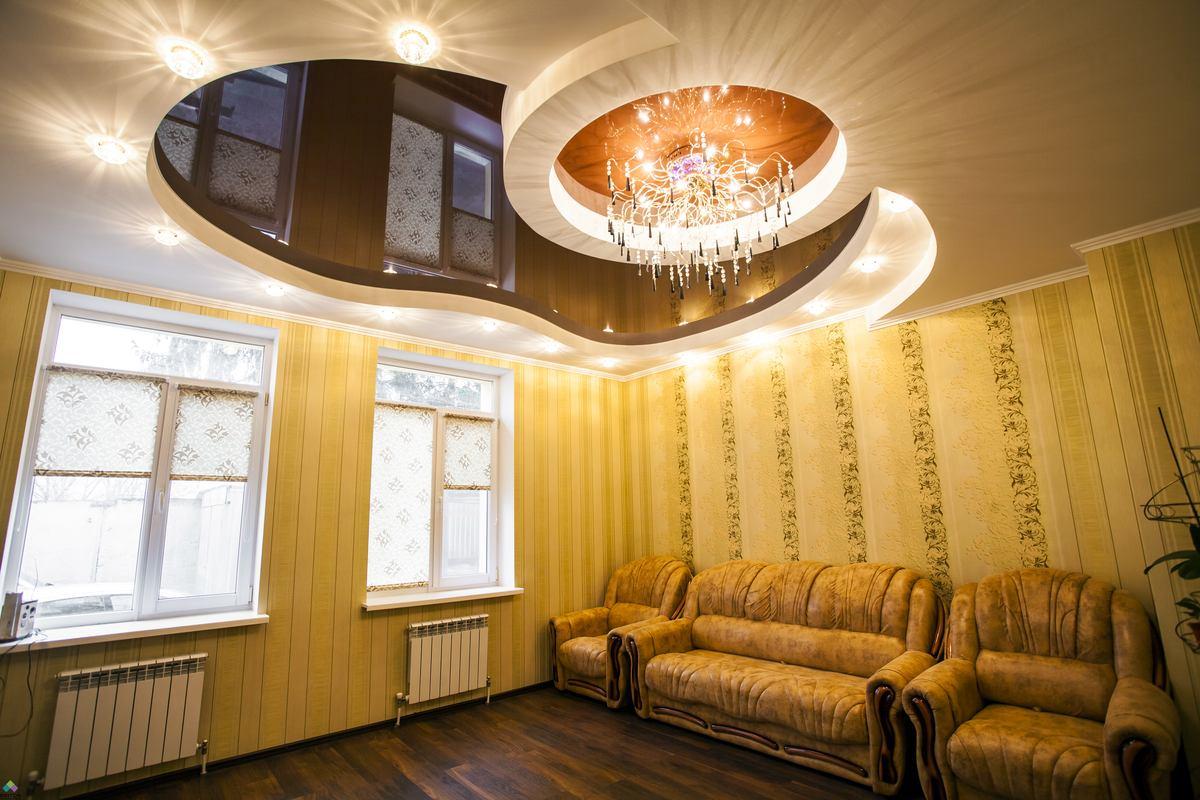 натяжные потолки украина