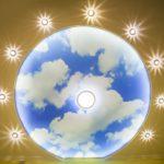 потолки облака