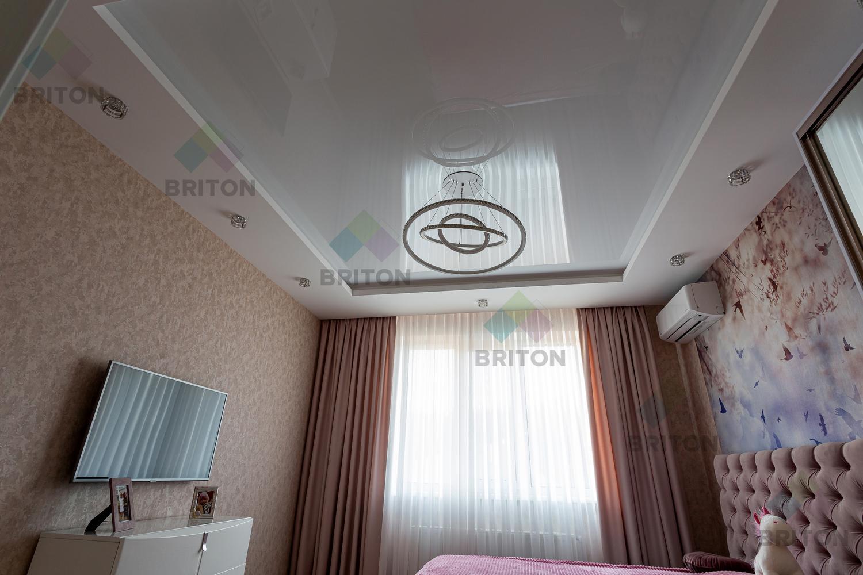 """натяжные потолки """"Бритон"""" в интерьере"""